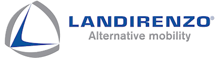 Logo Landi Renzo Alternative mobility