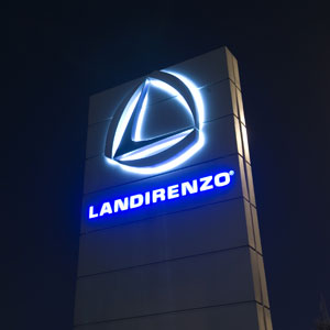 Landi Renzo Sign